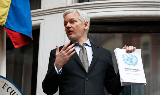 Julian Assange 'stands by' extradition deal pledge after Chelsea Manning release