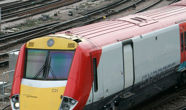 Autumn leaves blamed for fewer Gatwick Express trains
