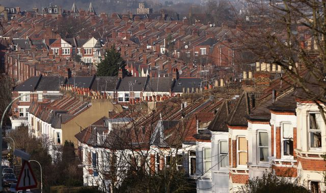 Mortgage approvals slump as consumer credit soars
