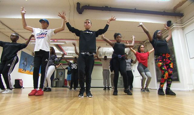 Arts Organisations Filling The Gaps For Cash-Strapped Youth Services