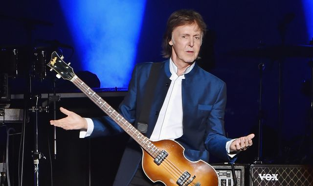 Sir Paul McCartney steps up bid to reclaim Beatles song rights