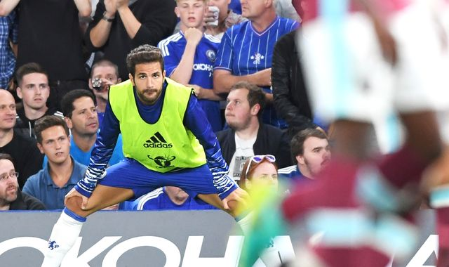 Fabregas Says He's Fully Committed To Chelsea