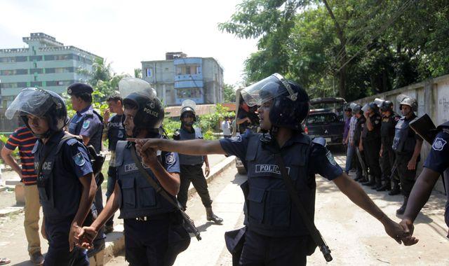 Bangladesh Terror Plotter 'Killed In Raid'