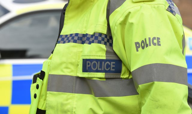 Glasgow police officers 'deliberately' hit by car