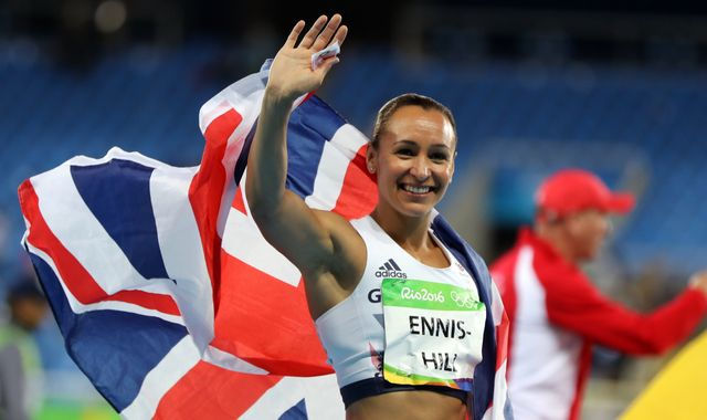 Jessica Ennis-Hill's Family: The Pictures You Need to See