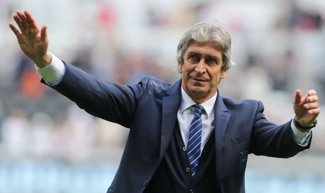 Chinese club Hebei China Fortune name Pellegrini as new manager