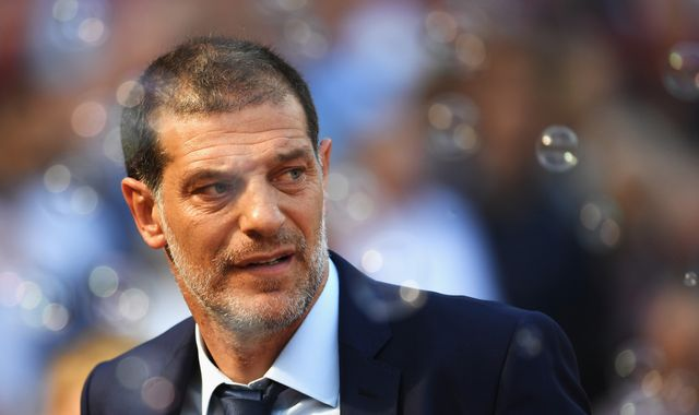 West Ham have run out of credit, admits Bilic