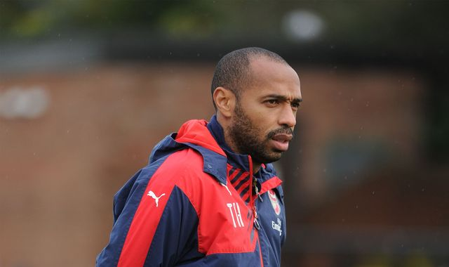 Thierry Henry Named Belgium Assistant Coach