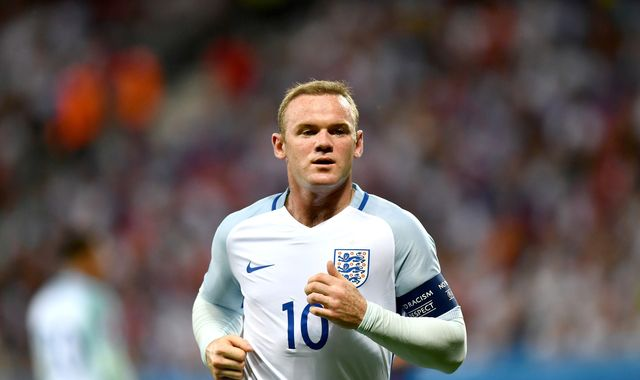 World Cup To Be Last Tournament For Rooney