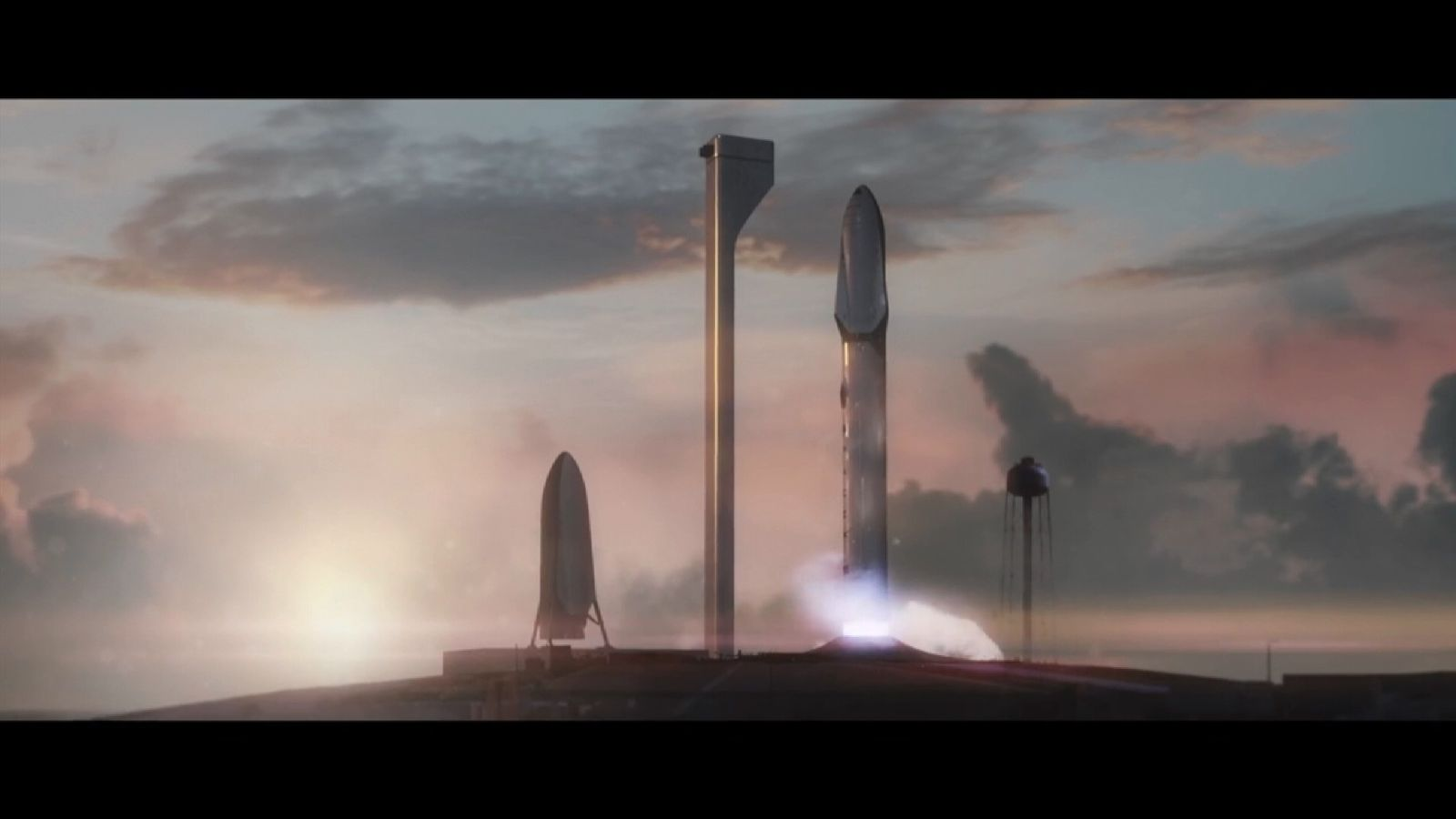 Elon Musk plans to send humans to Mars in 10 years