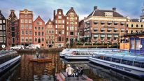 The autonomous boats could also transport tourists on canal tours