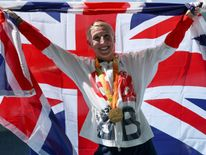 Georgina Hermitage has won two gold medals and set two new world records in Rio