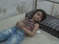 Rawan recovering in hospital after her rescue