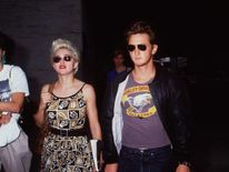Madonna and Sean Penn married on her birthday in August 1985