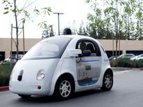 Google's driverless project has involved creating a car as well as the technology