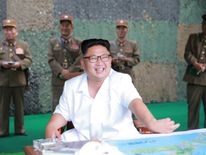 North Korean leader Kim Jong remains defiant in pursuing a nuclear programme