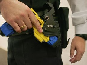 Kent Police said officers equipped with tasers will patrol key locations