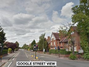 The girl was abducted in the Summertown area of Oxford
