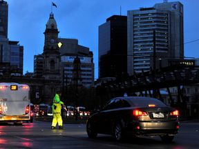 The lights are dark in Adelaide after a major power outage affected the the whole of South Australia