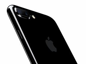 The iPhone 7 Plus has a telephoto lens as well as the traditional wide-angle. Pic: Apple