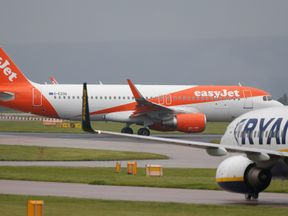 "Ryanair and easyJet have slammed French unions for ""unnecessary disruption"""