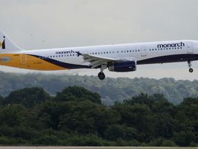 Monarch, which has its headquarters at Luton Airport, employs around 2,800 people