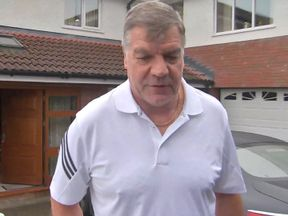 """Sam Allardyce says he is """"let down"""" and """"hurt"""" to lose the England manager job."""