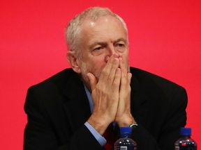 Jeremy Corbyn says he wants unity in the party
