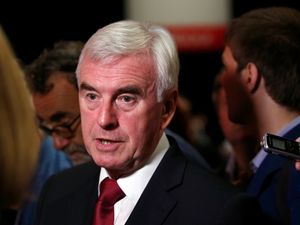 John McDonnell defends 'stain on humanity' attack sparking abuse row