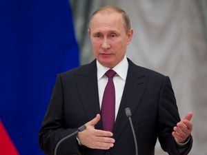 Russia threat exaggerated by West to justify military spending - Putin