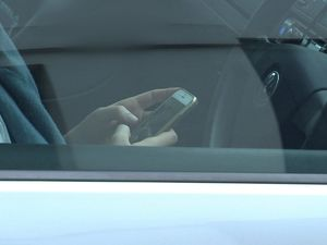 Nearly 8,000 motorists caught using phone at the wheel in one week
