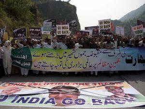 India tells Pakistan to 'abandon its dream' of obtaining Kashmir