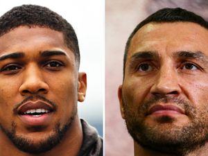 Joshua v Klitschko delayed until next year