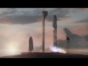 Elon Musk unveils plan to build city on Mars 'in our lifetimes'