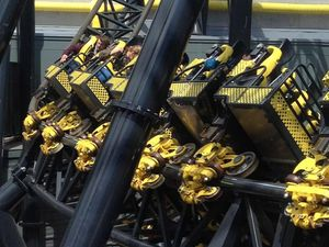 Alton Towers visitors yet to recover a year after Smiler crash