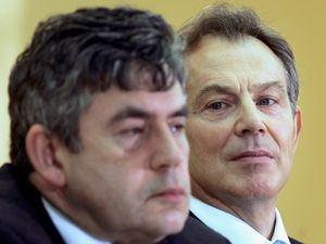 Tony Blair almost quit as PM for Brussels after being 'ground down' by Gordon Brown