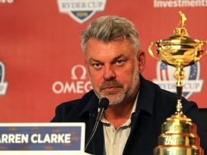 Clarke: Europe's Ryder Cup wins 'irrelevant'