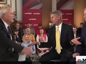 Presidential candidate Gary Johnson suffers another 'Aleppo' moment