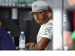 Malaysia GP: On form Hamilton sets pace in P2