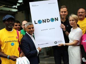 Sadiq Khan pushes for post Brexit London work visas