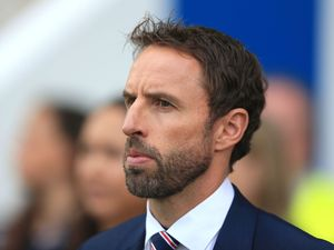 It's a huge honour, says temp England boss