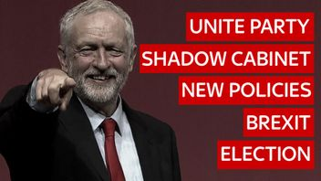 Jeremy Corbyn has lots to do now the leadership election is out of the way