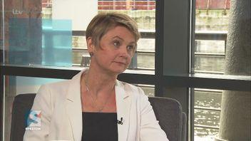 Labour's Yvette Cooper