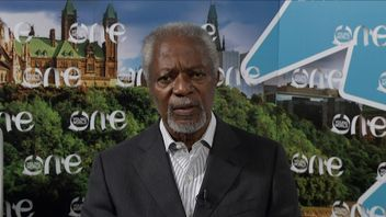 Kofi Annan talks to Dermot Murnaghan about Syria