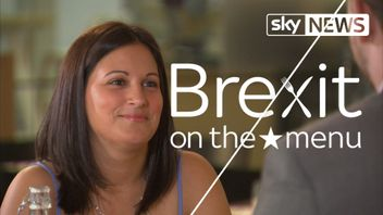 Brexit on the menu with Mollie and Jordan