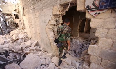 Fighting reported in Syrian capital, Damascus