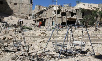 Ex-UN boss Kofi Annan: Proxy wars in fight 'until last Syrian life'