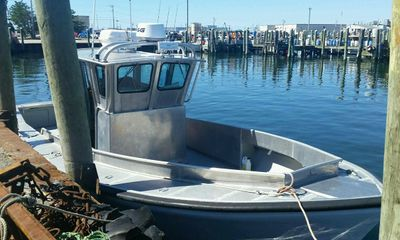 1 of 2 missing boaters found alive
