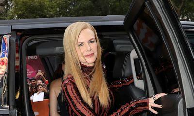 Nicole Kidman shocked at youthful marriage to Tom Cruise