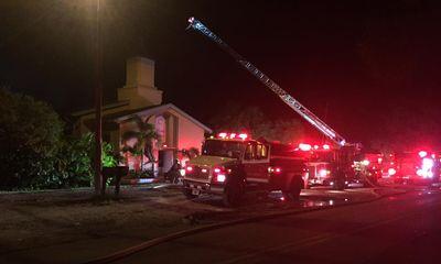 Mosque Of Orlando Gunman Target Of Arson